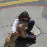 Ali & Bixby summer 2009